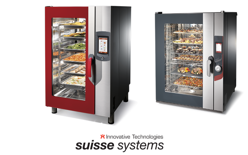 Suisse Systems Steamer