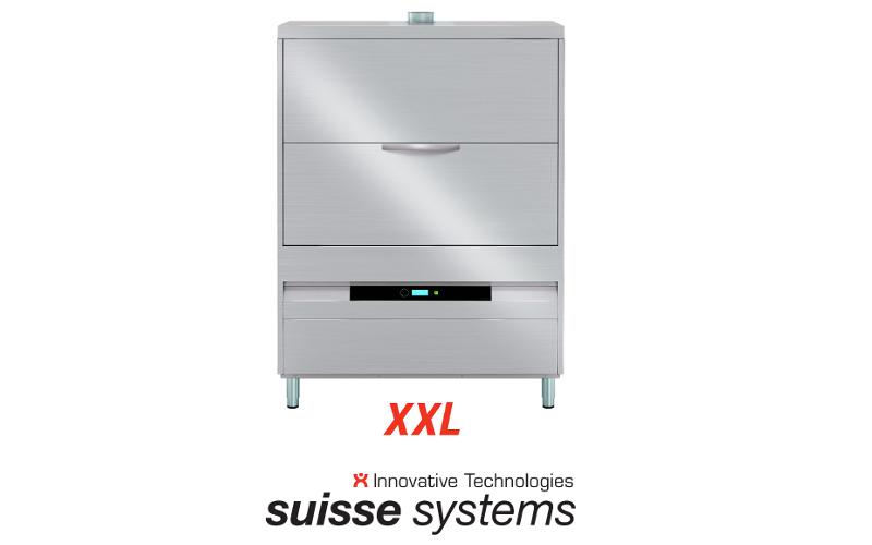 Industrie Spülmaschine XXL
